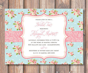 bridal, invitation, and marriege image