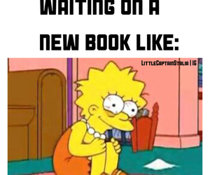 book, fangirl, and fangirling image