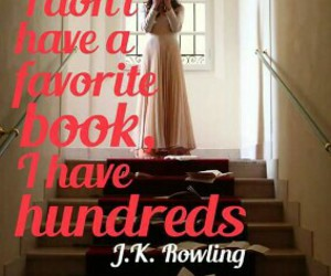 books, favourite, and j.k. rowling image