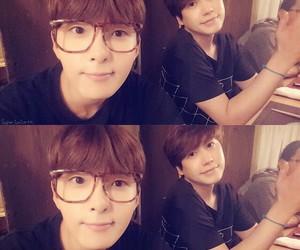handsome guy, kyuhyun, and lips image