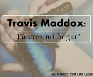 pigeon, maravilloso desastre, and travis maddox image