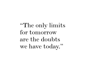 quotes, limits, and doubts image