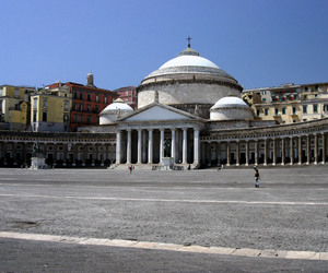 architecture, Naples, and italy image