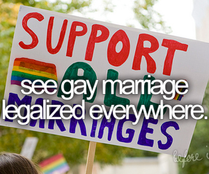 equal rights, marriage, and before you die image