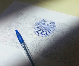 art, drawing, and secreto image