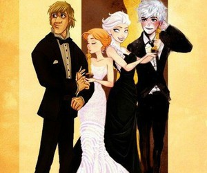 frozen, disney, and dreamworks image
