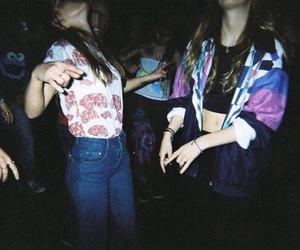 grunge, party, and tumblr image