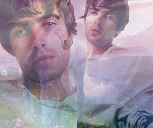 gallagher, liam gallagher, and oasis image