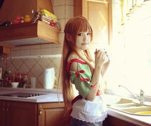 cosplay, sword art online, and asuna image