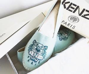 fashion, shoes, and Kenzo image