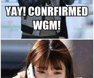 funny, wgm, and wooyoung image