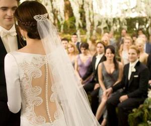 twilight, wedding, and bella image