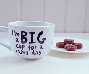 chocolate, Cookies, and cup image