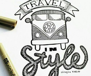 draw, drawing, and travel image