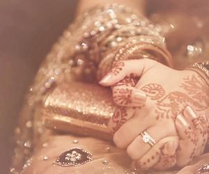 bride and muslim image