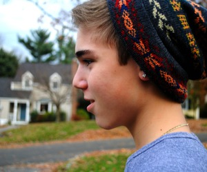 boy, beanies, and Hot image