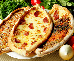 cheese, delicious, and Hot image