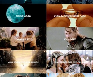 qoute, the lord of the rings, and quotes image