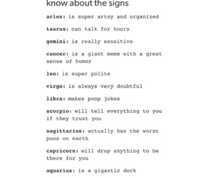 horoscopes image