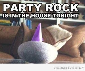 party rock, funny, and lmfao image