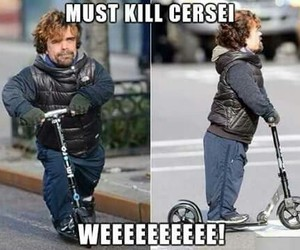 game of thrones, got, and tyrion image