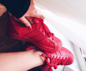 adidas, beauty, and shoes image