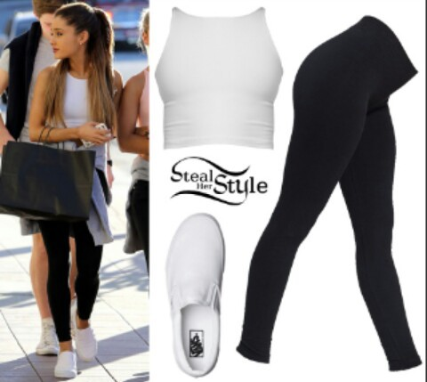 133 Images About Steal Her Style Ariana Grande On We Heart It See