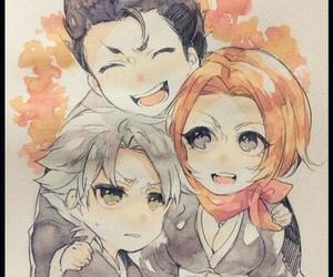 anime, bleach, and matsumoto image