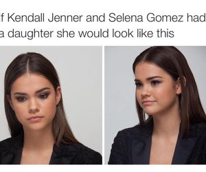 maia mitchell, selena gomez, and kendall jenner image