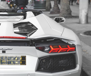 car, beautiful, and Lamborghini image
