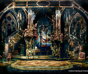 decor, theatre, and design image