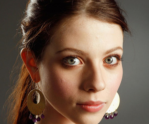 eyes, girl, and michelle trachtenberg image