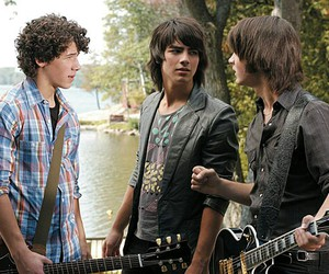 jonas brothers and camp rock image