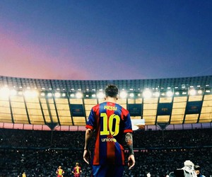 Barca, fc barcelona, and lionel messi image
