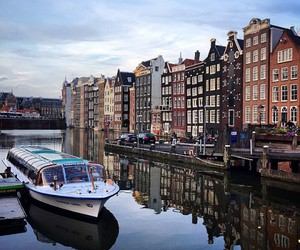 amsterdam, the netherlands, and landscape image