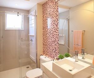 bathroom, desing, and girl image