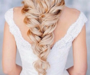 hair, beautiful, and blonde image