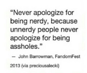 doctor who, john barrowman, and quote image