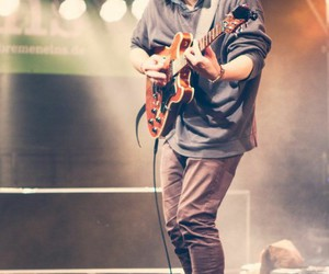 guitare, music, and milky chance image