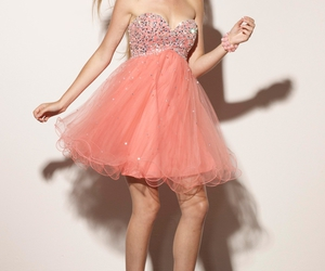 beautiful, colour, and dress image