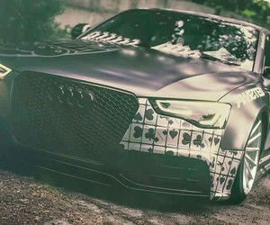 audi, rs, and love image