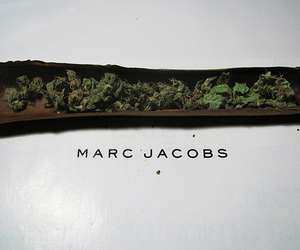 weed, marc jacobs, and drugs image