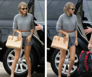 candids, uk, and Taylor Swift image