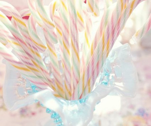 candy, pastel, and sweet image