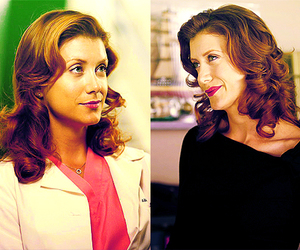 kate walsh, grey's anatomy, and addison montgomery image