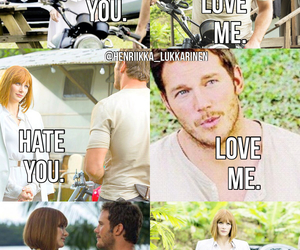<3, bryce dallas howard, and couple image