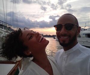 love, alicia keys, and couple image