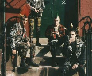 punk, rock, and punks image