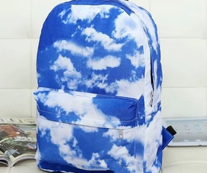 alternative, backpack, and cloud image