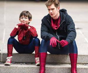 spiderman, andrew garfield, and spider man image